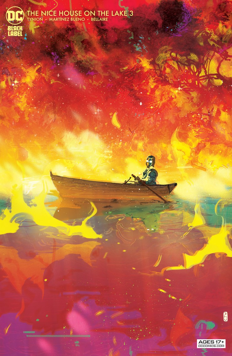 DC Preview: The Nice House on the Lake (2021-) #3