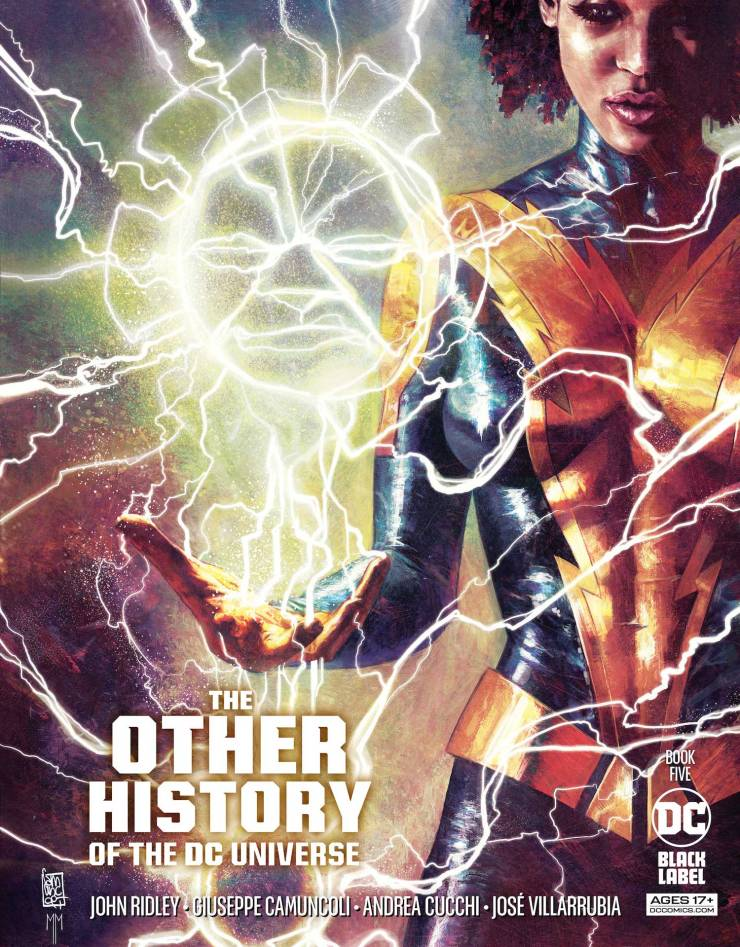 DC Preview: The Other History of the DC Universe #5