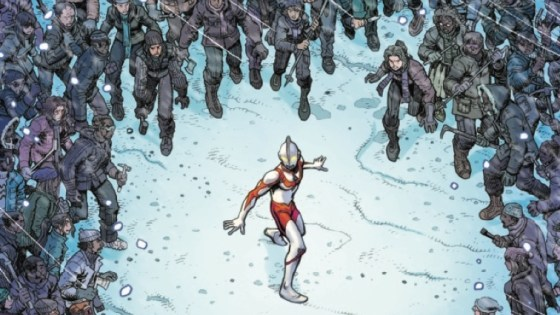 Marvel Preview: The Trials of Ultraman #4