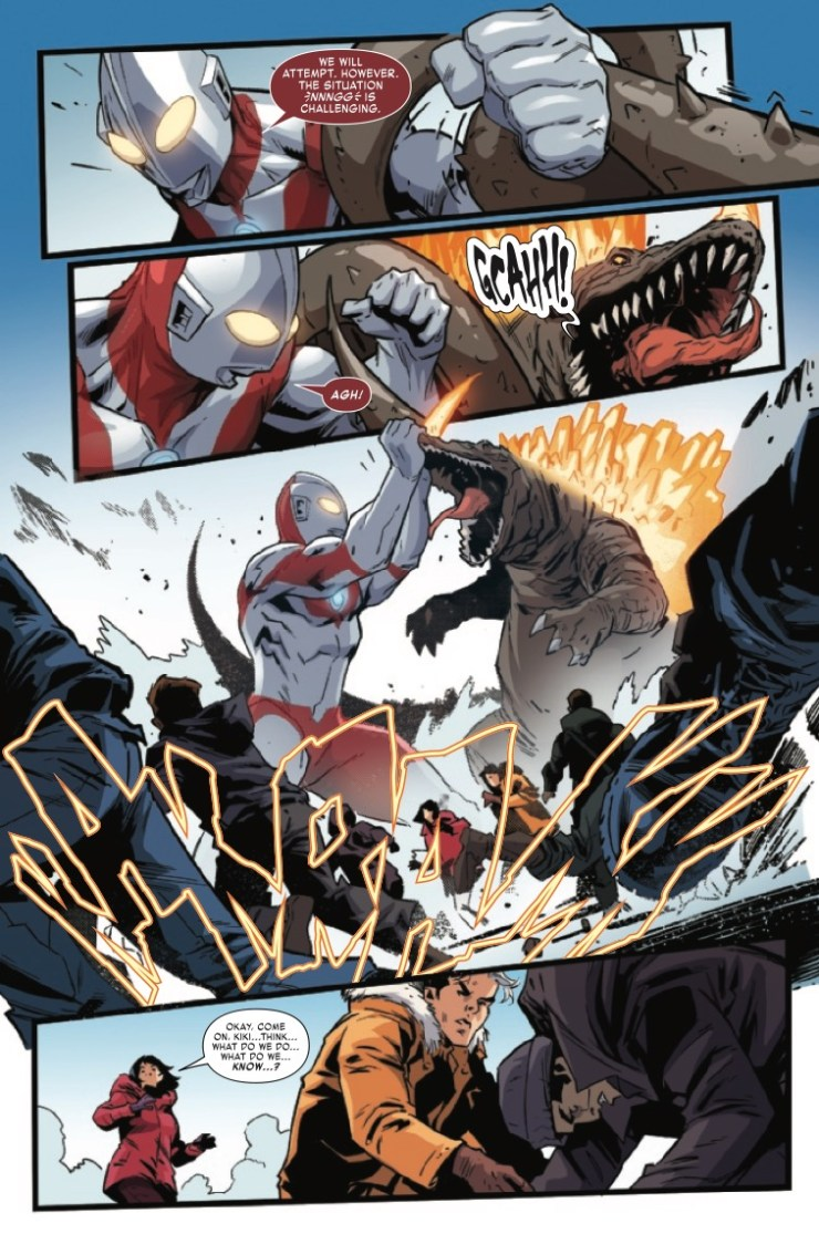 Marvel Preview: The Trials of Ultraman #5