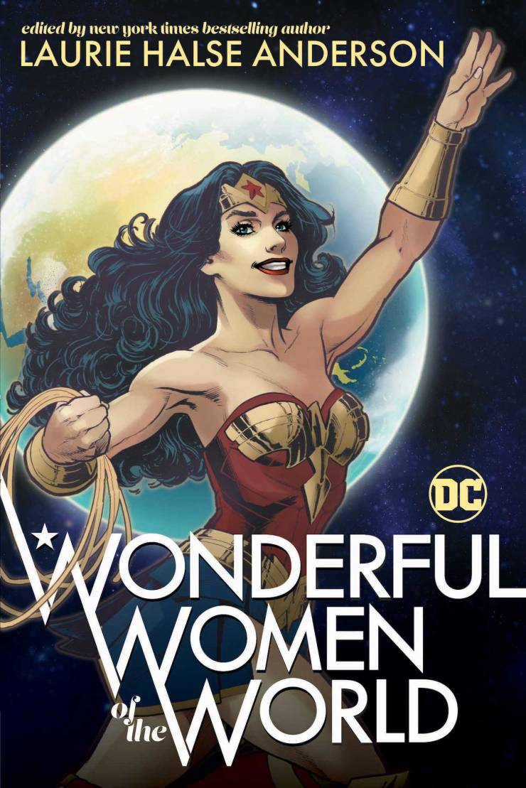 DC Comics celebrates 80 years of Wonder Woman with new and free series
