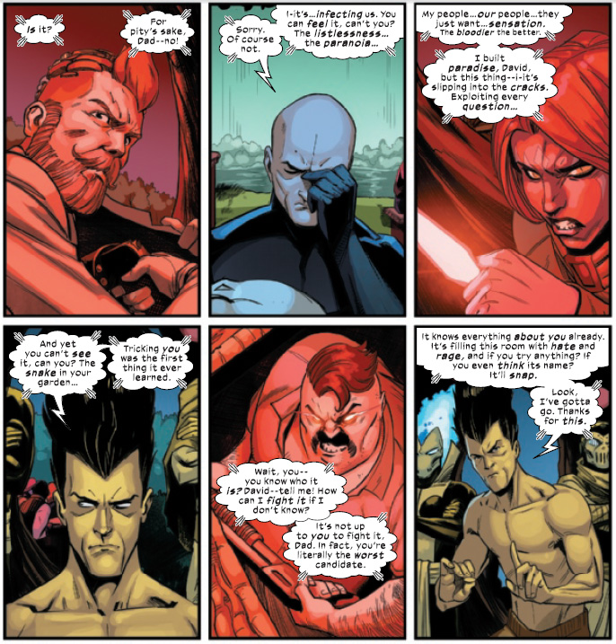 Handling difficult moral and philosophical questions in 'Way of X' #4