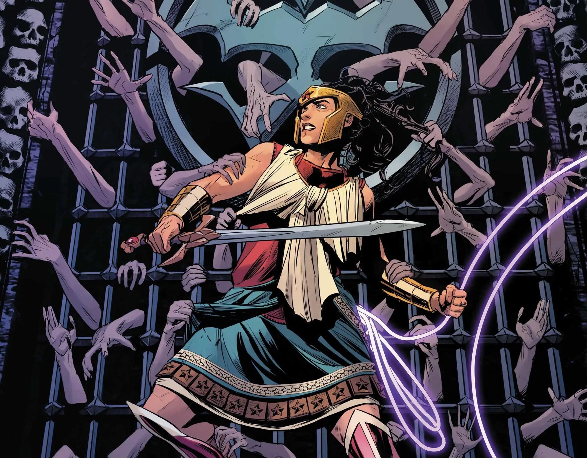 Wonder Woman 775 Cover