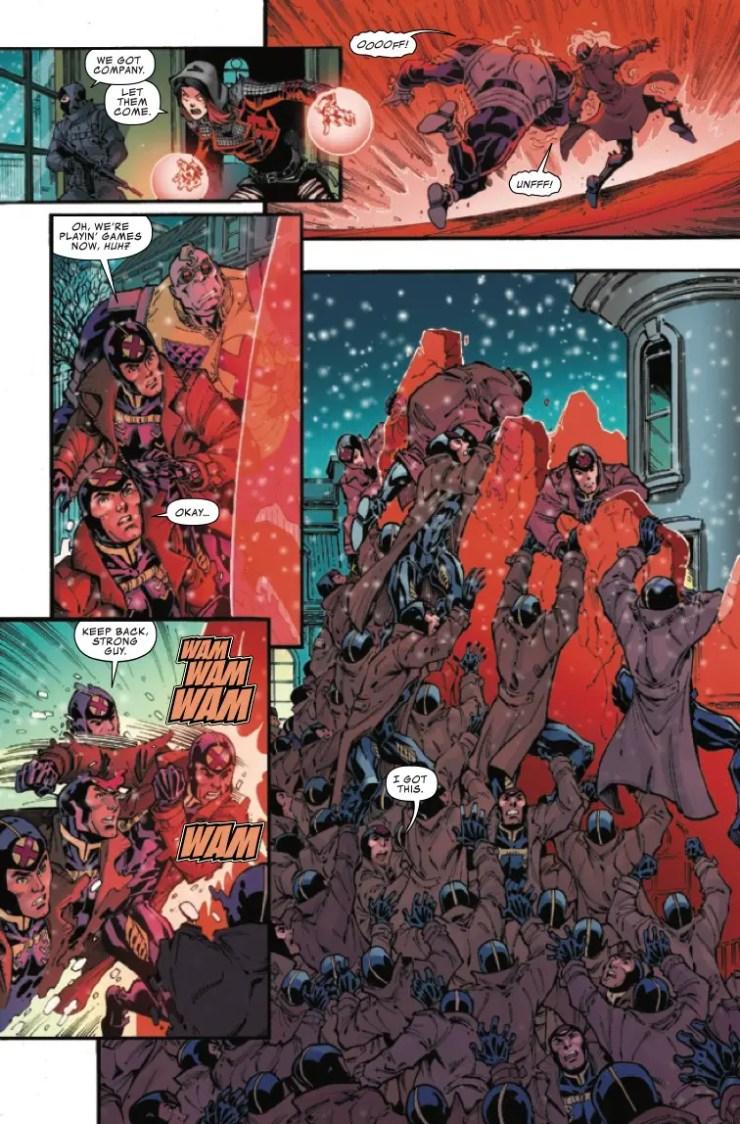 Marvel Preview: X-Men Legends #5