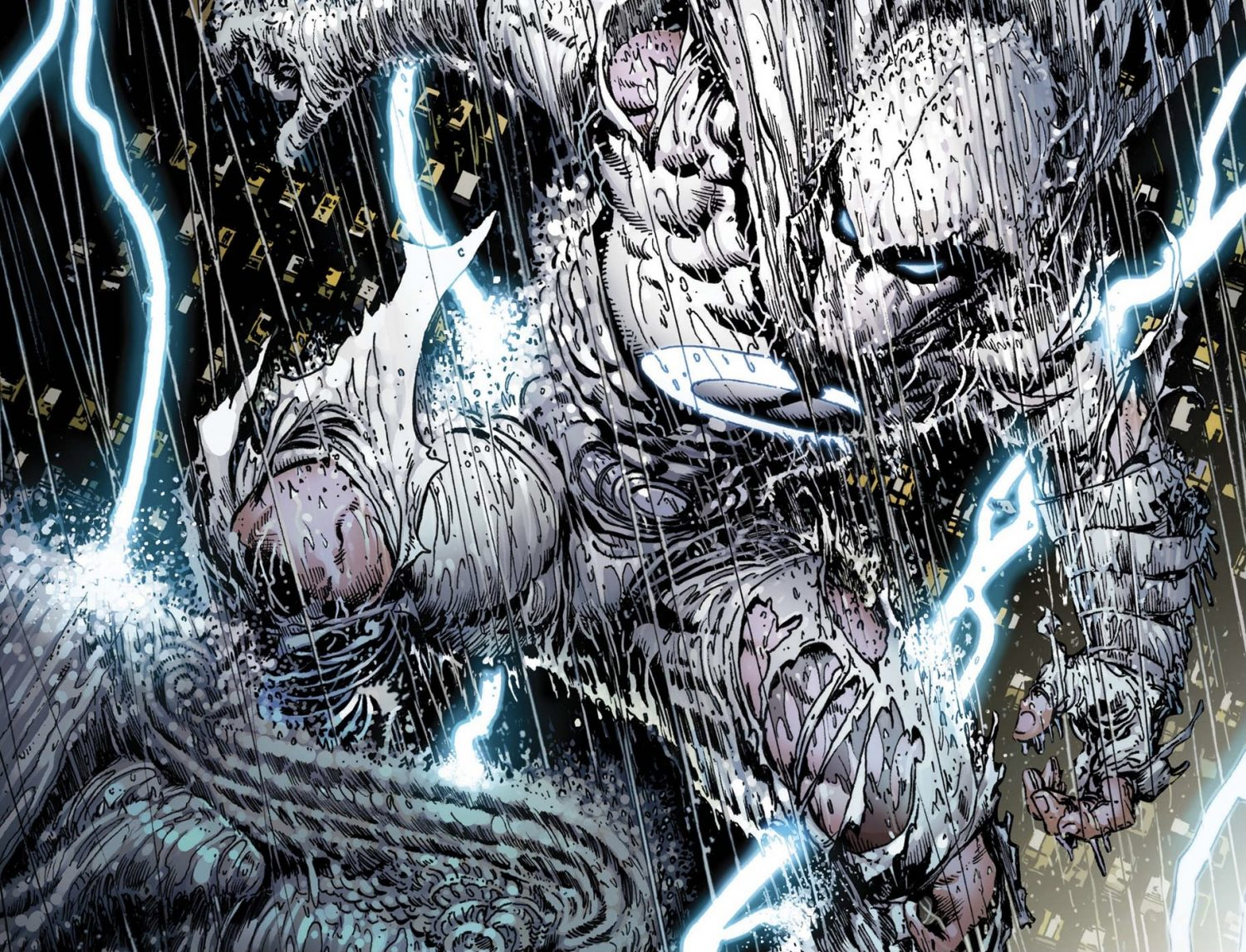 Moon Knight 1 Cover
