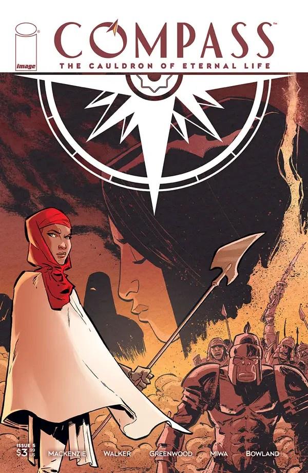 October 2021 Image Comics solicitations: