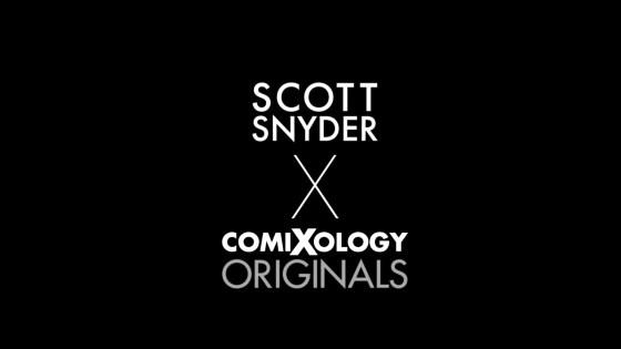 ComiXology Originals announce multi-title deal with Scott Snyder's Best Jackett Press