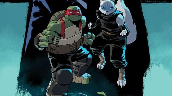 Teenage Mutant Ninja Turtles #119
