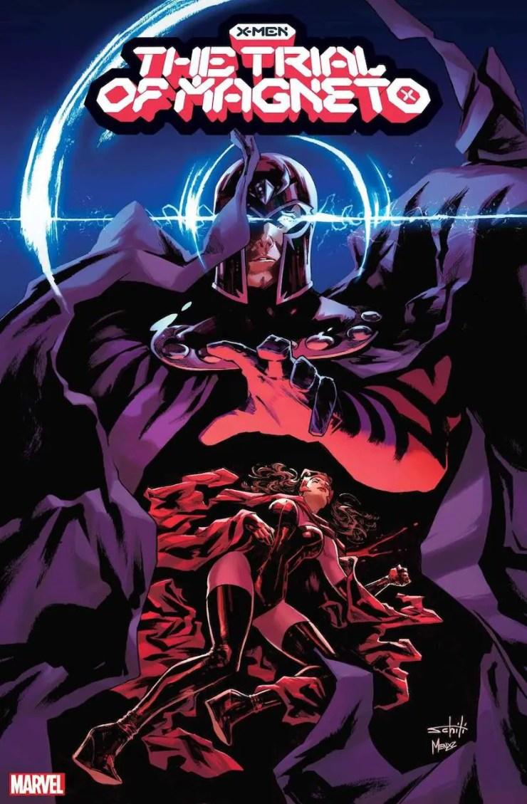 Marvel releases 'X-Men: Trial of Magneto' trailer
