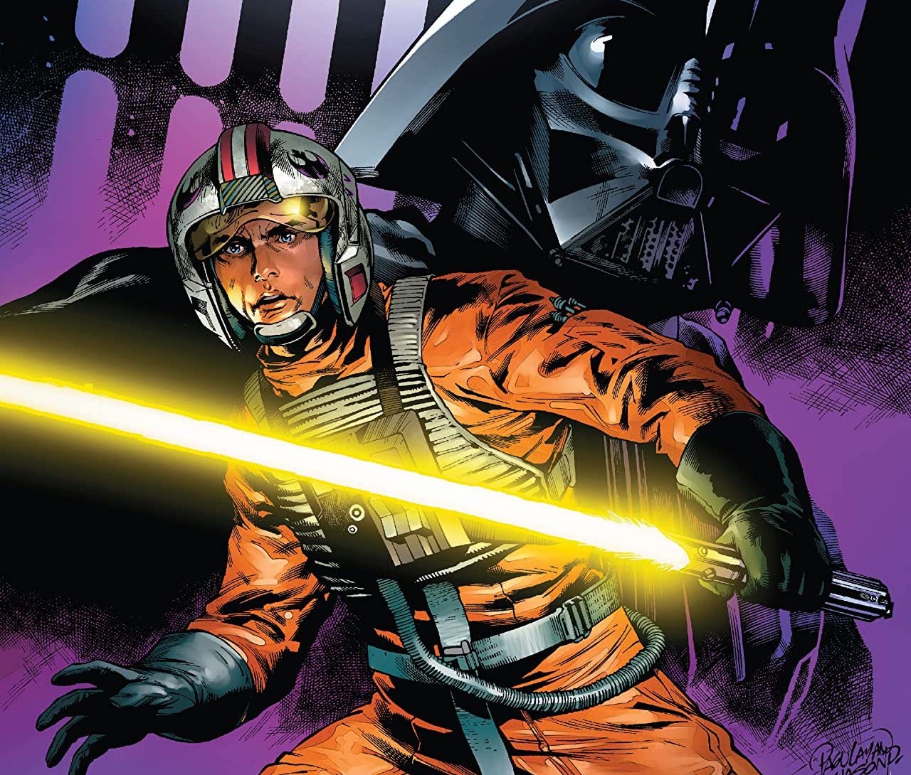 'Star Wars' #16 shows Luke Skywalker is not ready to face Darth Vader