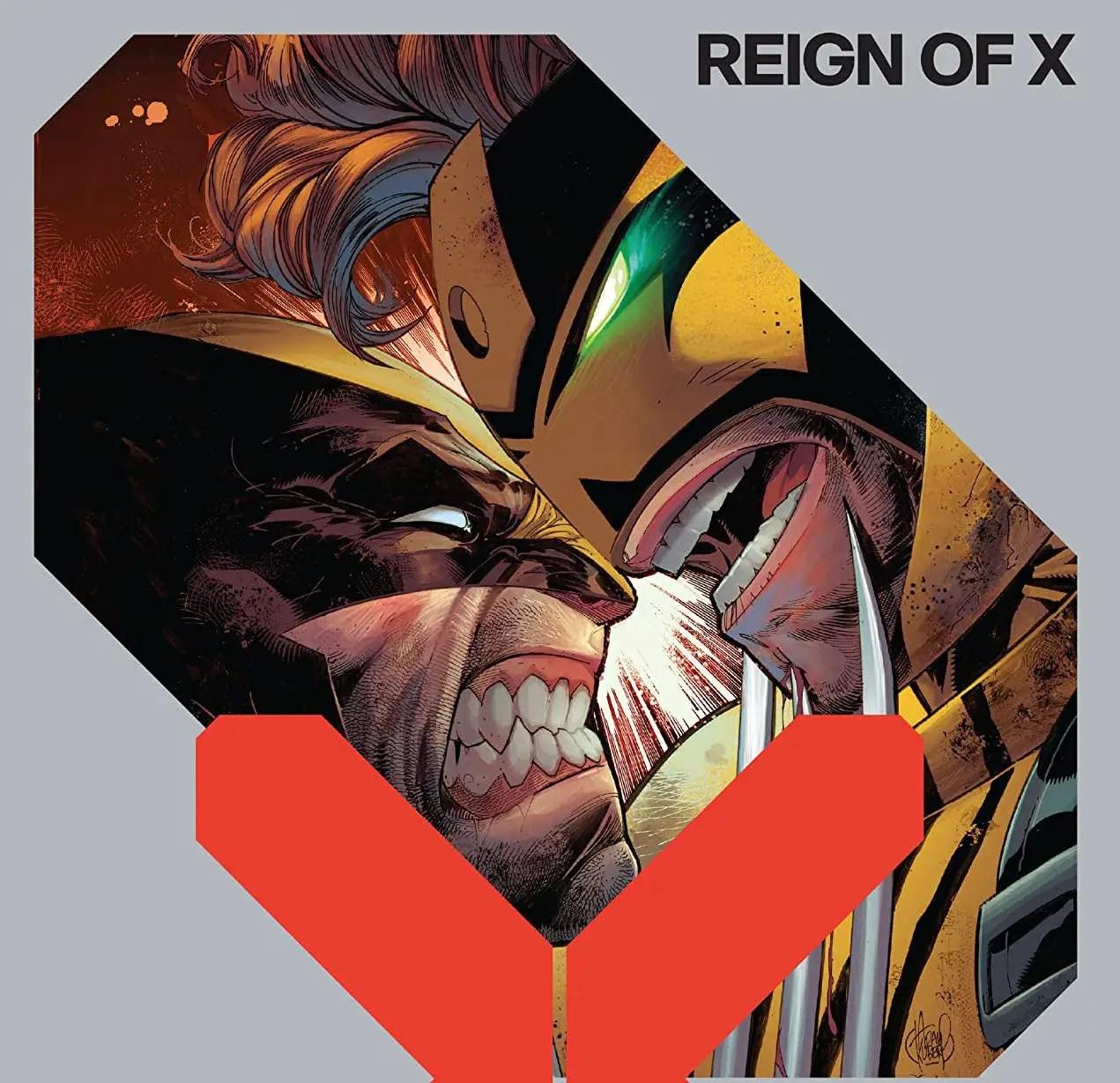 Reign of X Vol. 3