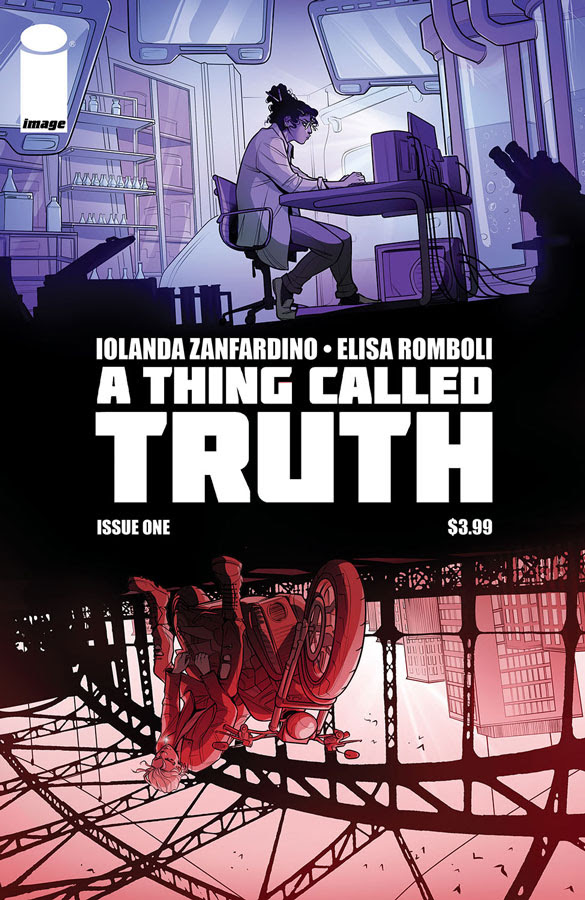 Image Comics Preview: A Thing Called Truth #1