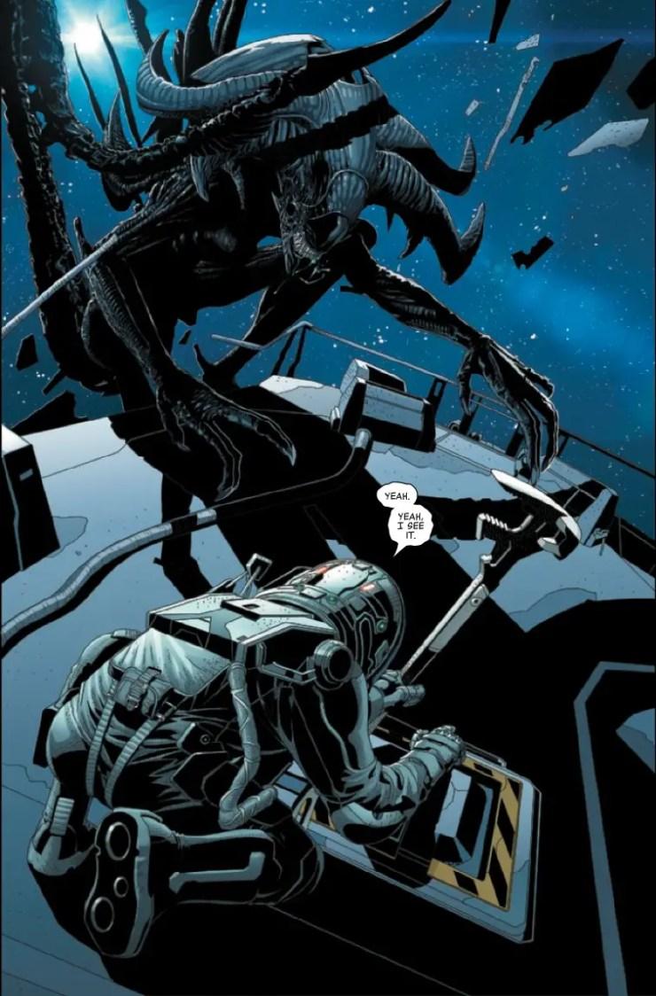 Marvel Preview: Alien #6