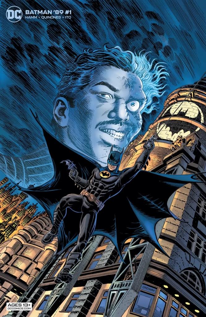 DC Preview: Batman '89 #1