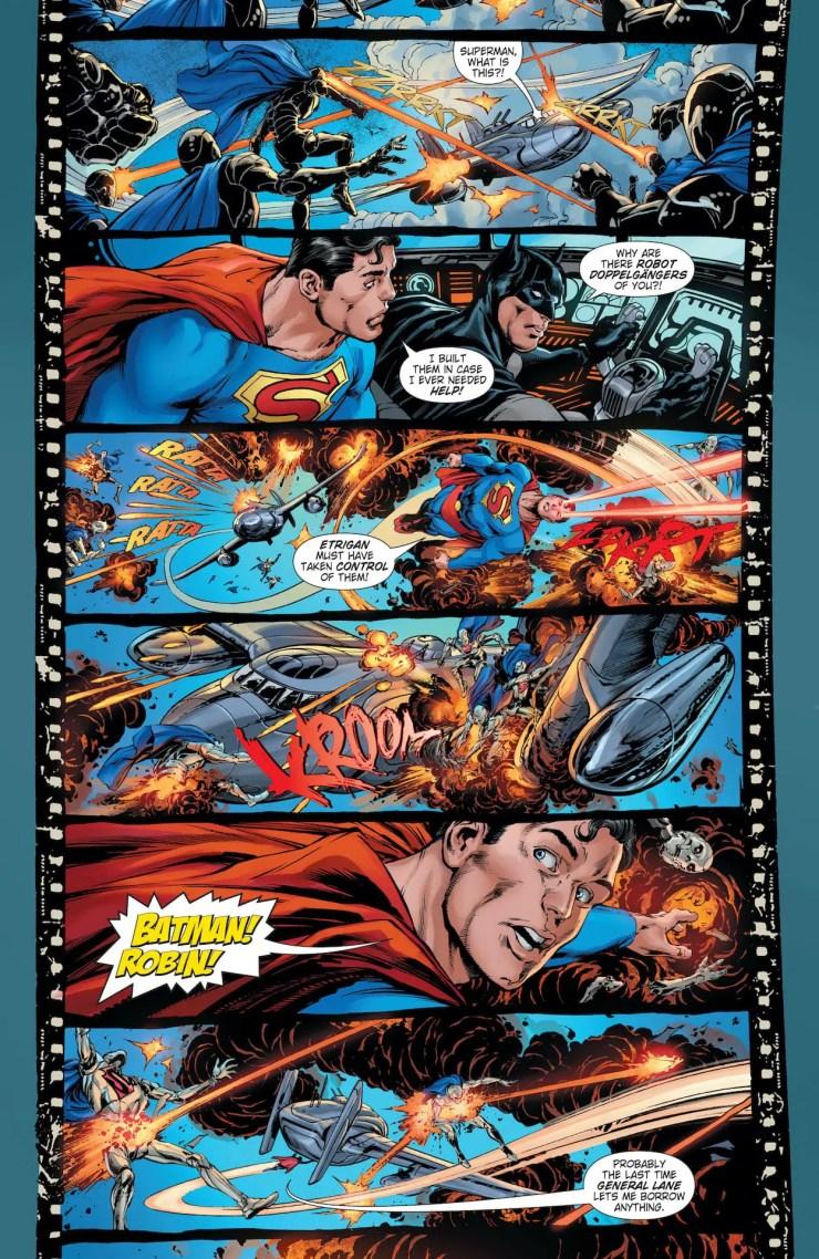 DC Preview: Batman/Superman #21