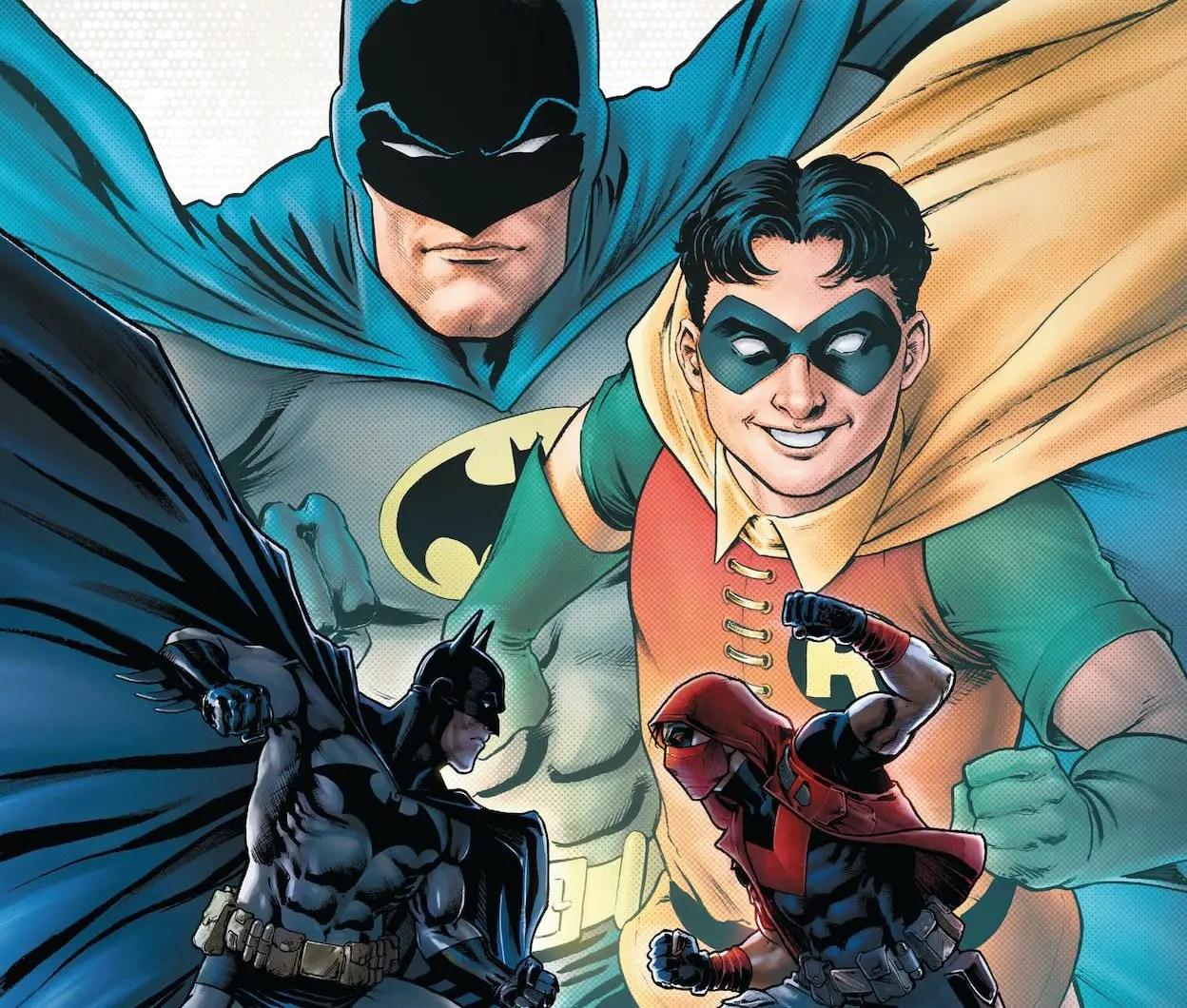 DC Preview: Batman: Urban Legends #6