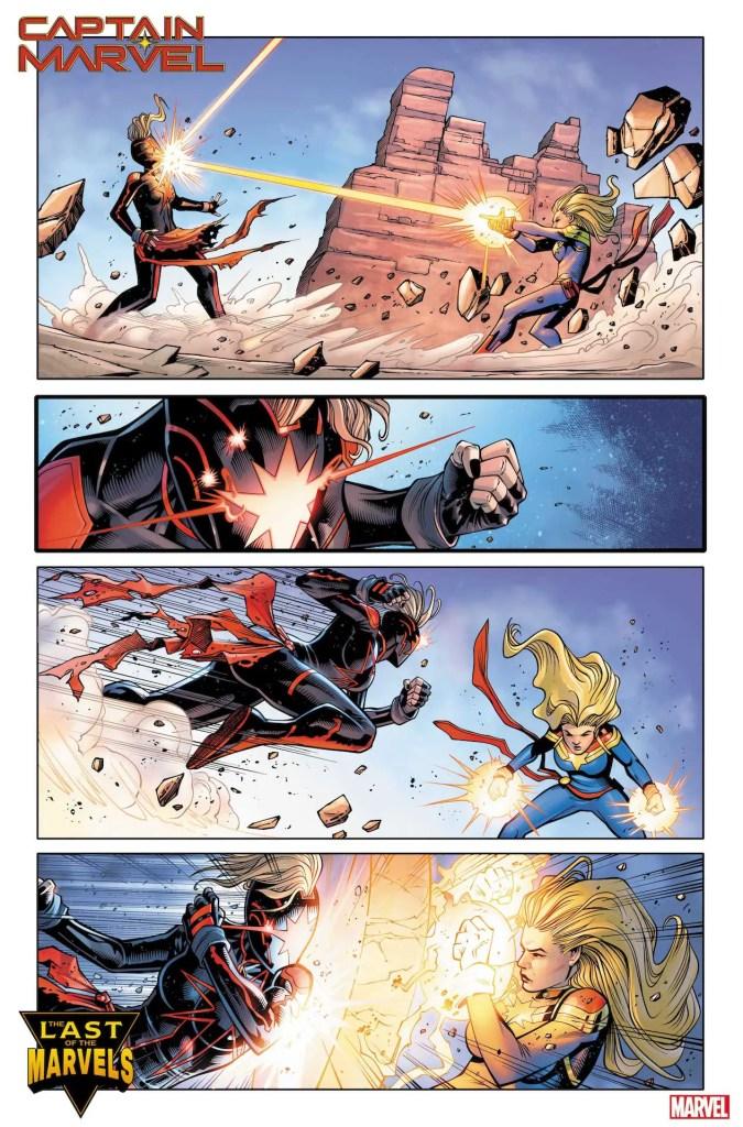 Marvel First Look: Captain Marvel #32