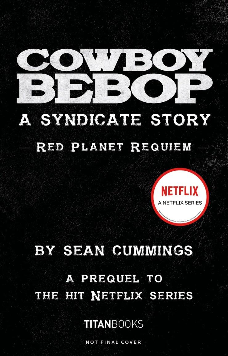 Titan Publishing announces 'Cowboy Bebop' comics and companion books