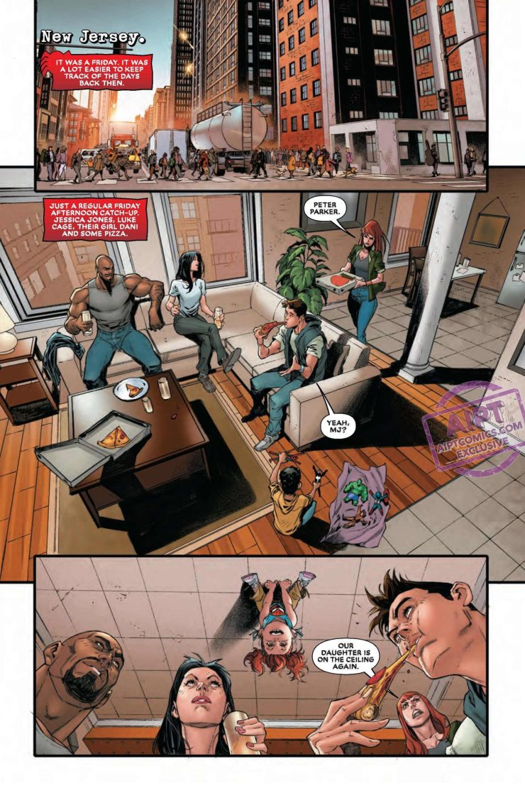 X-Men Monday #120 - Tom Taylor Talks 'Dark Ages,' Why He's Proud of Wolverine and More