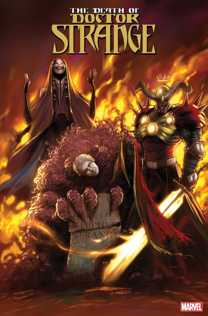 Marvel to introduce The Three Mothers in 'The Death of Doctor Strange'
