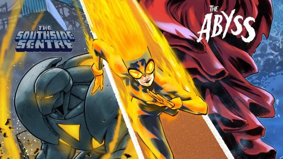 'Emergents Presents' #1 offers irresistibly interesting superheroes