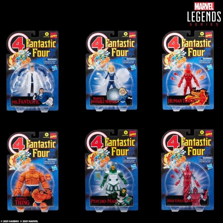Retro Collection Fantastic Four