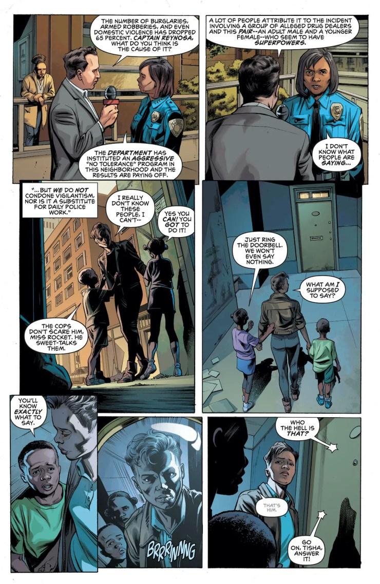 DC Preview: Icon & Rocket #2: Season One