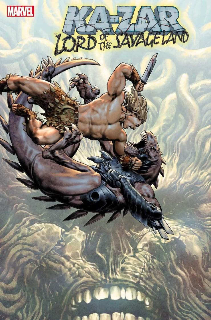 Marvel Comics Solicitations 2021 November