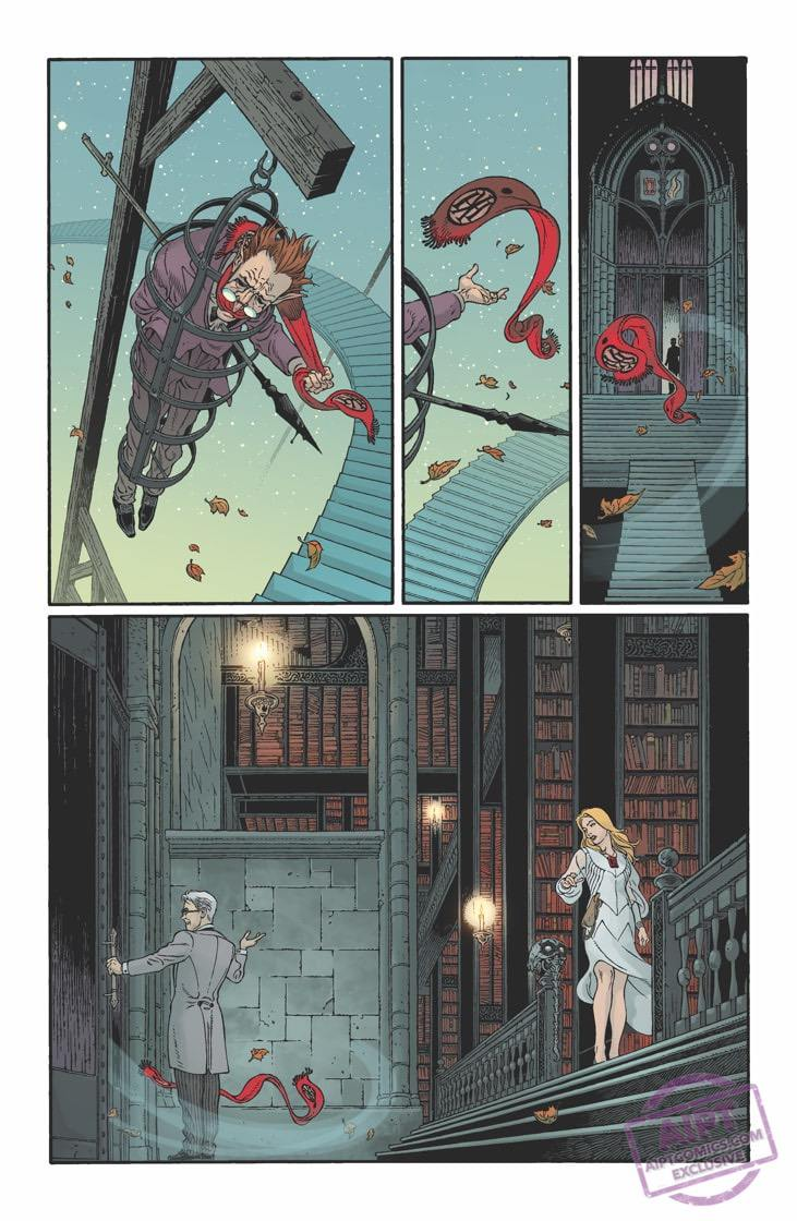 EXCLUSIVE DC Preview: Locke & Key/The Sandman Universe: Hell & Gone #2