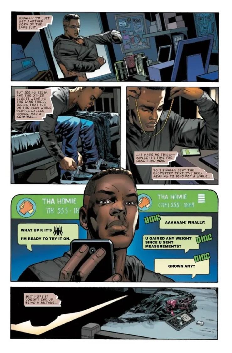 Marvel Preview: Miles Morales: Spider-Man #29