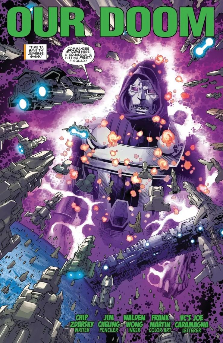 HasLab Galactus gets 22K Dr. Doom head stretch goal