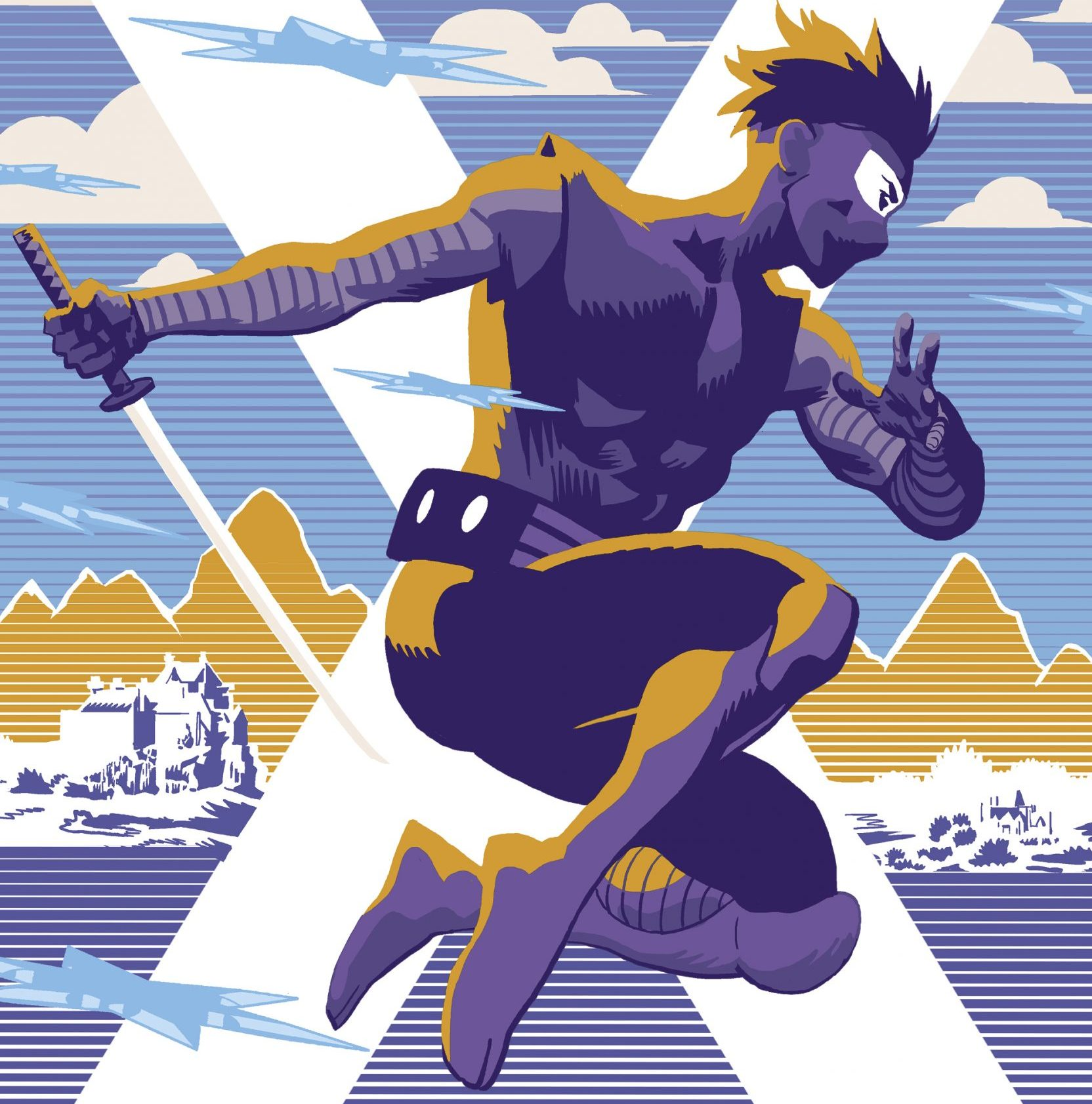 'Ninjak' #2 review: Planes, trains, and automatic weapons