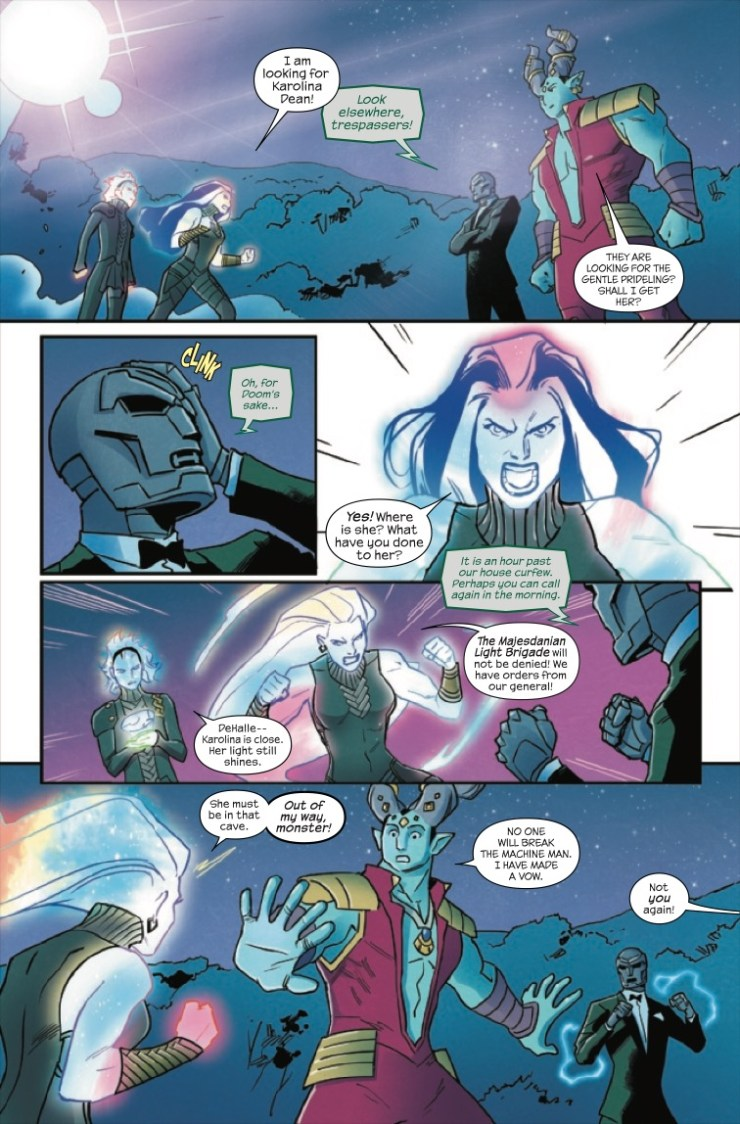 Marvel Preview: Runaways #38