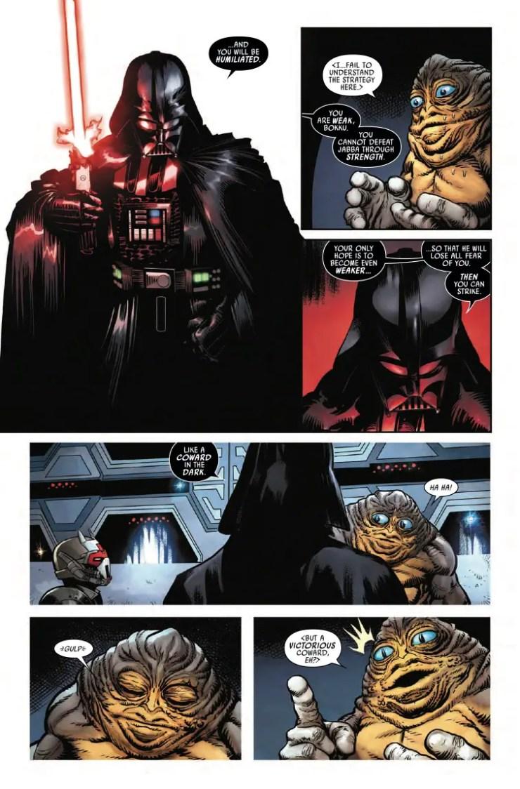 Marvel Preview: Star Wars: Darth Vader #15