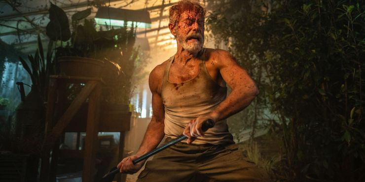'Don't Breathe 2' is a forgettable, vile sequel that will leave a bad taste in your mouth
