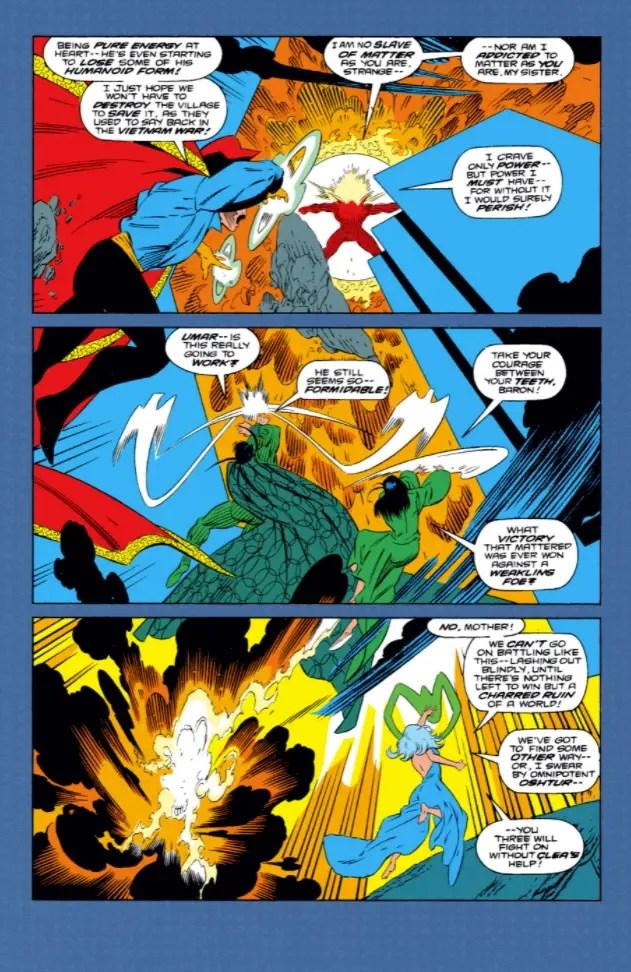 Definitely a Strange comic. Doctor Strange Epic Collection: The Vampiric Verses