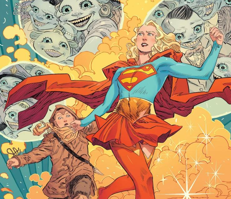 Fantastic Five: The best comics of the week of August 18, 2021