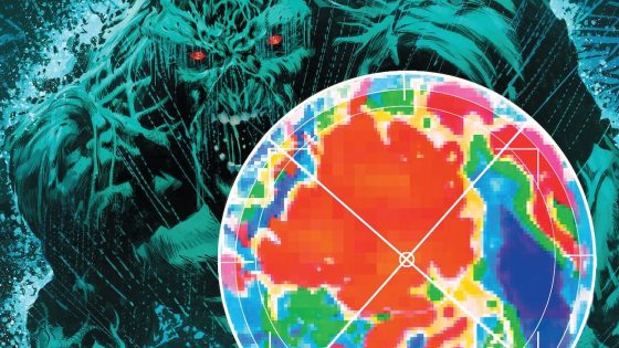 'The Swamp Thing' #6 review: Pulled from the mud