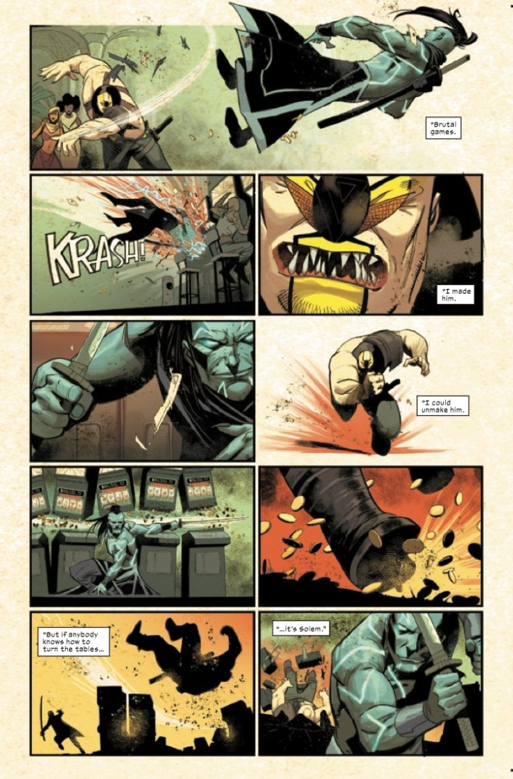 Marvel Preview: Wolverine #15
