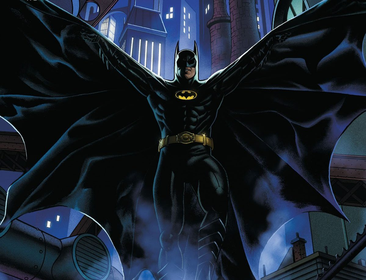 'Batman '89' #1 makes perfect use of the films' wonderful toys