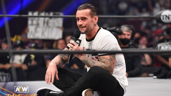 PTW Wrestling Podcast episode 168: 'I'm Back'