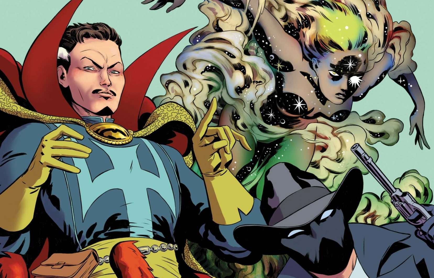 'Defenders' #1 review: A brief history of time travel