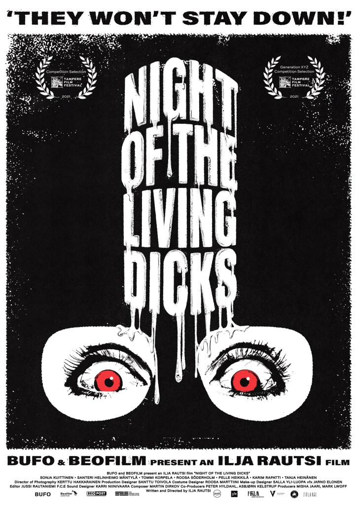 [Fantasia '21] 'Night of the Living Dicks' review: Sharp satire slices through gender roles