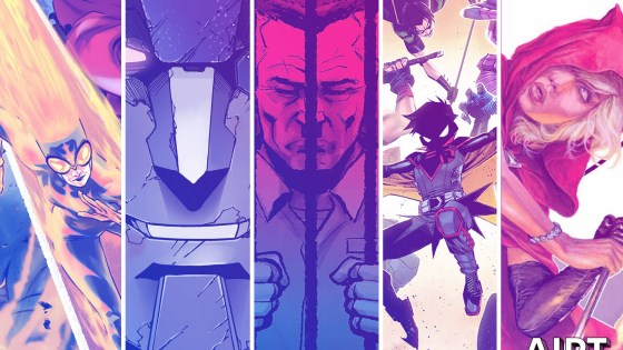 Fantastic Five: The best comics of the week of August 25, 2021