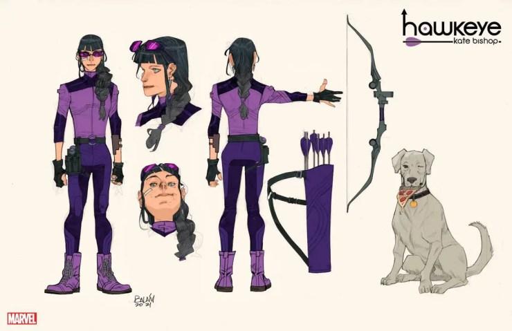 Marvel announces 'Hawkeye: Kate Bishop' #1 for November