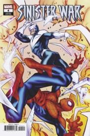 Sinister War #4
