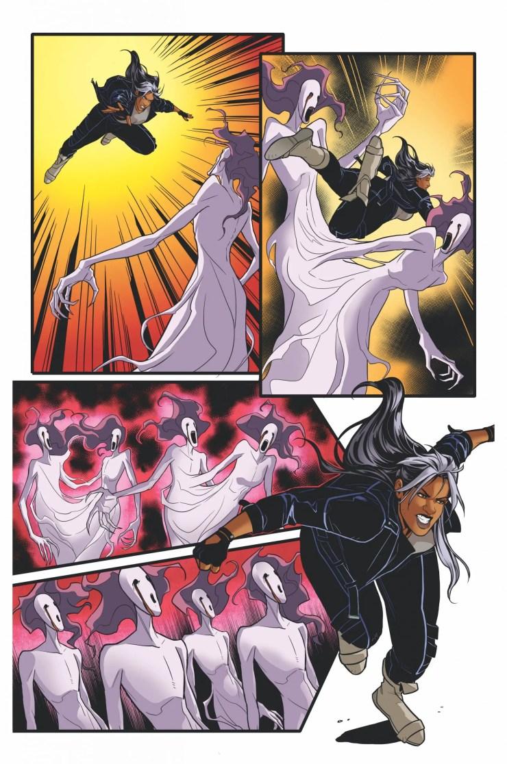 Vault Comics announces 'Lunar Room' #1 for November 2021