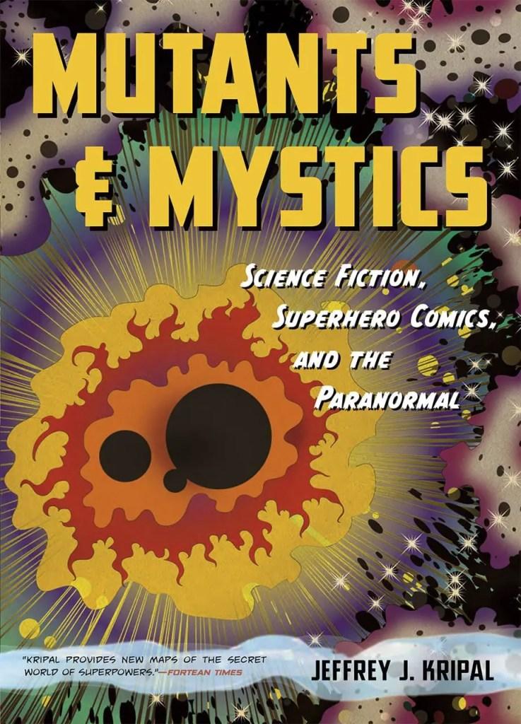Mutants and Mystics cover