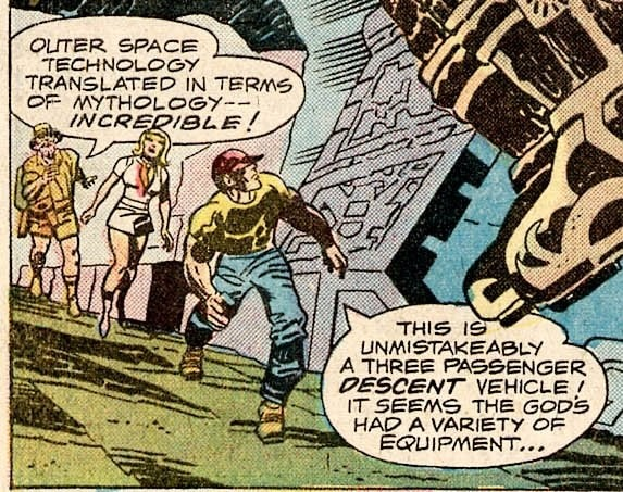'Mutants and Mystics' -- do comic books retell real paranormal experiences?