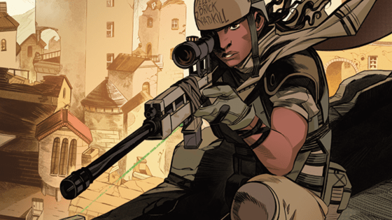 David Pepose talks the ongoing adventures of 'The O.Z.' issue #2
